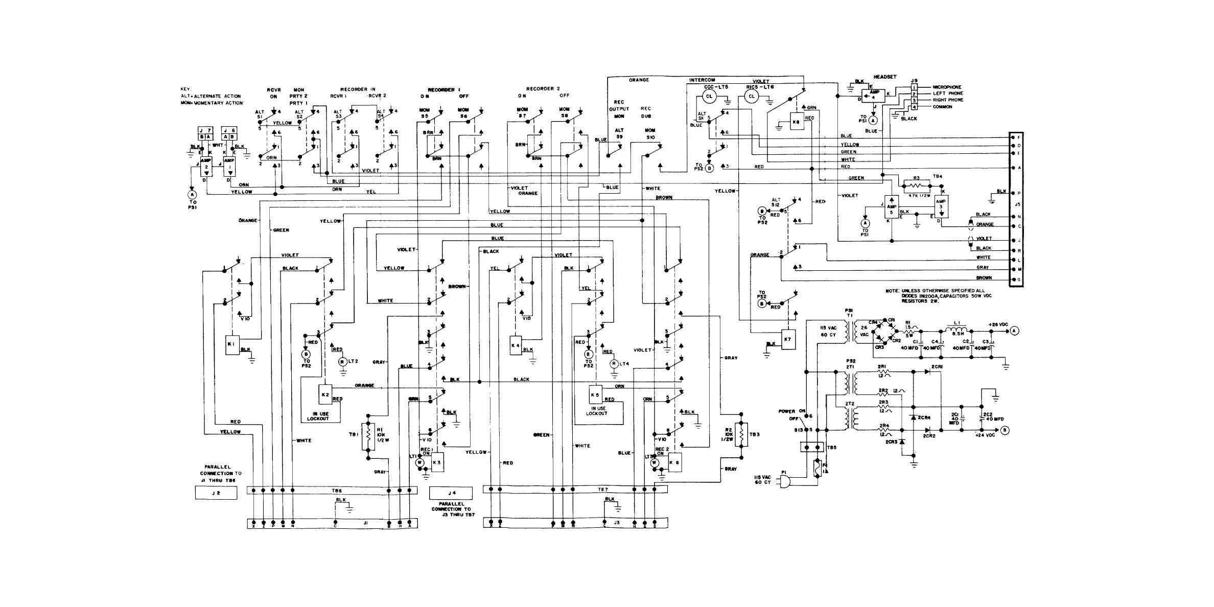 fo 8 schematic monitor control panel sb 2600 g. Black Bedroom Furniture Sets. Home Design Ideas