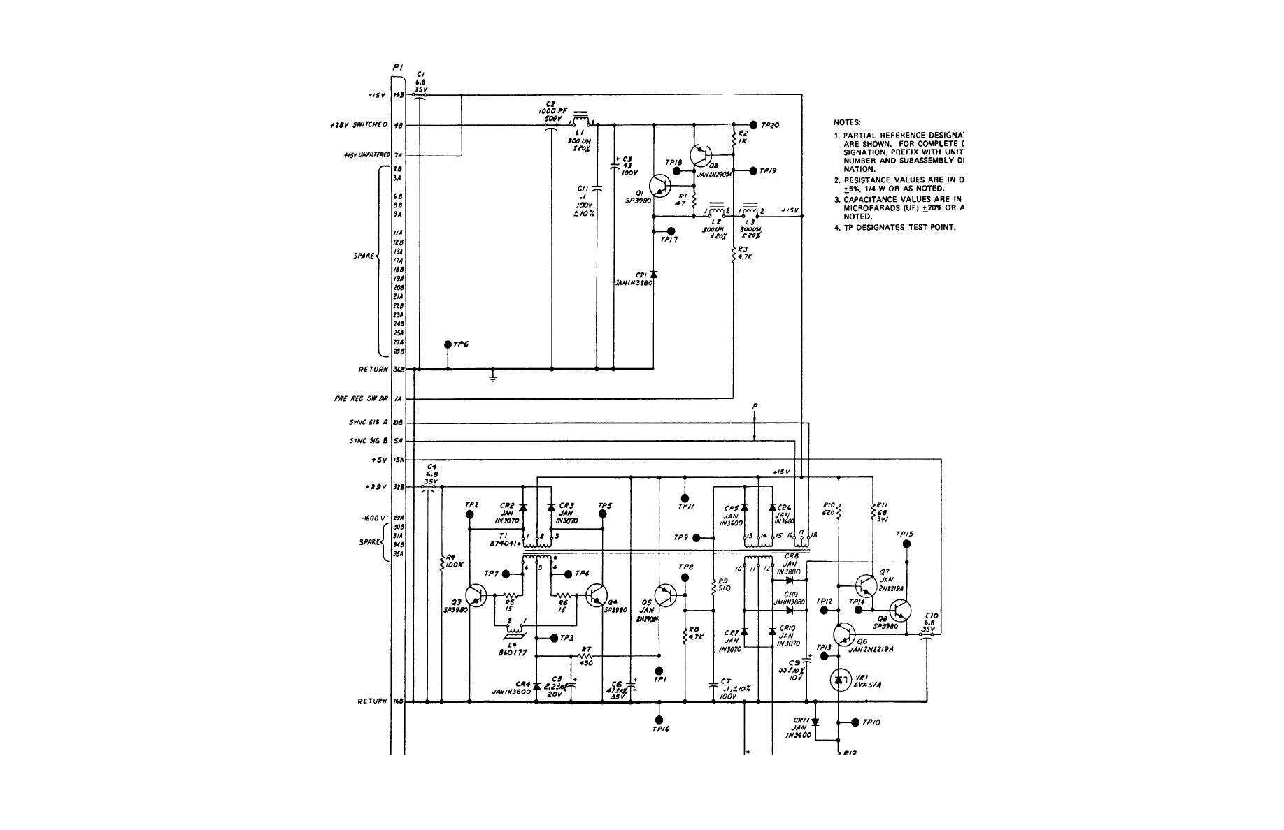 Low Voltage Power Supply Circuits 20v Regulated Circuit Powersupplycircuit Figure 226 A77a2 Schematic