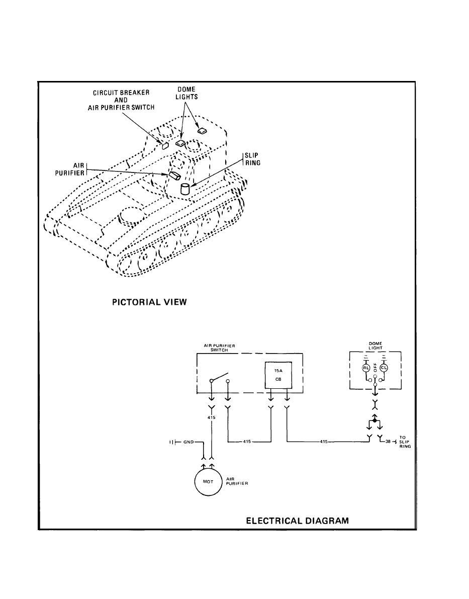 cab filter lnstallation  u00adcab air purifier circuit